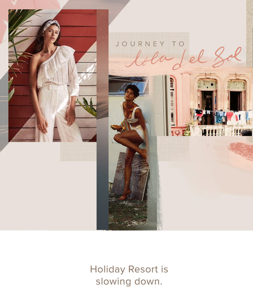 dRA Holiday Resort 18 is slowing down