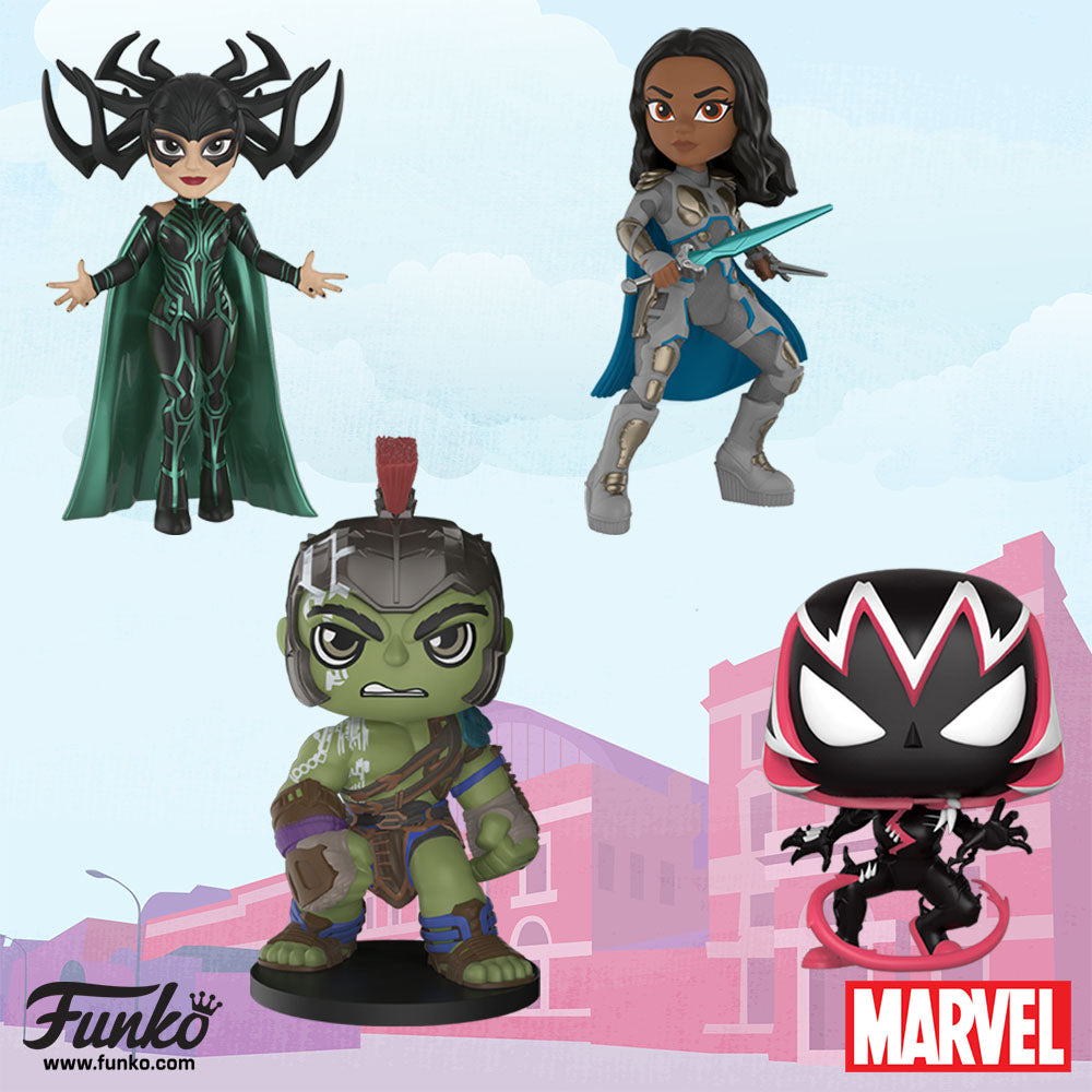 London Toy Fair Reveals: Marvel!