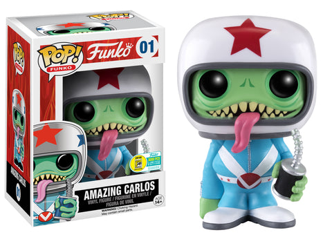 2016 San Diego Comic Con Exclusives Funko Shop Com Pop