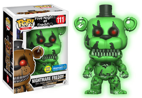 Coming Soon Five Nights At Freddy S Exclusive Pop S Funko