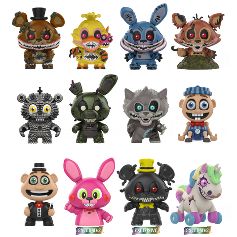 Funko London Toy Fair Reveals Five Nights At Freddy S
