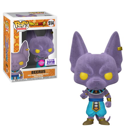 8569b0e194 Animation: Dragon Ball Z – Beerus (Flocked) (Funimation)