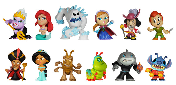 Coming Soon Disney Heroes Vs Villains Mystery Minis Funko