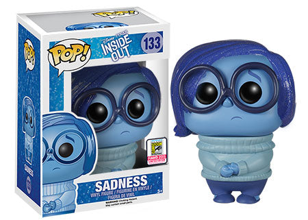 San Diego Comic Con Exclusives Wave One Funko
