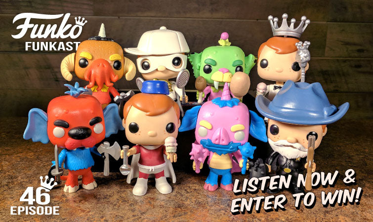 Pop! Factory Giveaway