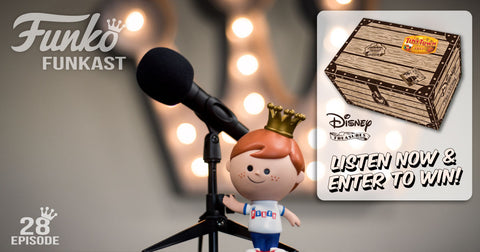Funko Funkast Episode 28 - Enter to Win a Tiny Town box