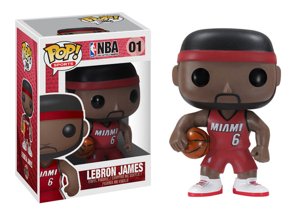 Pop! NBA: Lebron James
