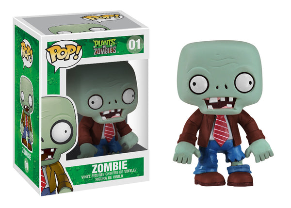 Pop! Plants vs Zombies: Regular Zombie