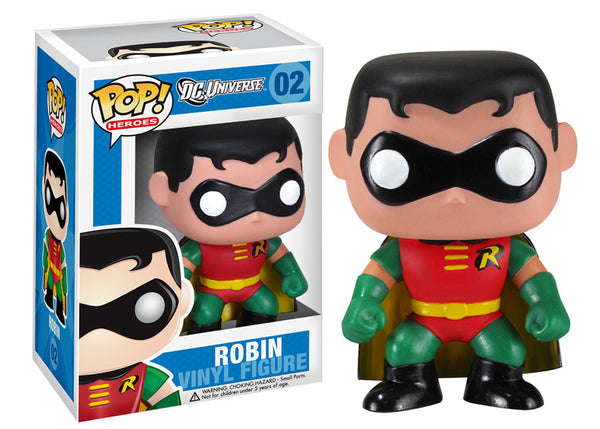 Pop! Heroes: Robin