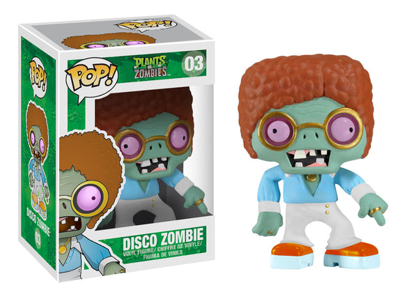 Pop! Plants vs Zombies: Disco Zombie