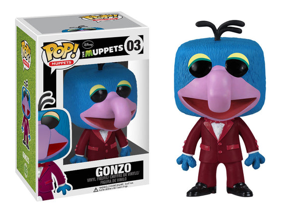 Pop! Muppets: Gonzo
