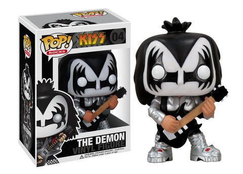 "Pop! Rocks: KISS - ""The Demon"""