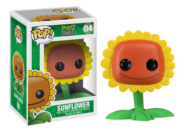Pop! Plants vs Zombies: Sunflower