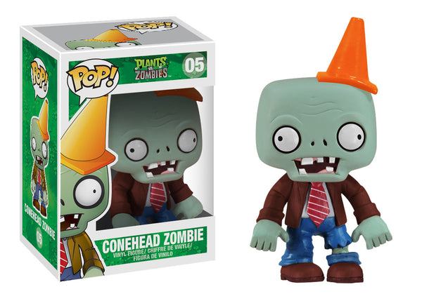Pop! Plants vs Zombies: Conehead Zombie