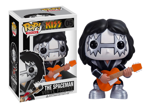 "Pop! Rocks: KISS - ""The Spaceman"""