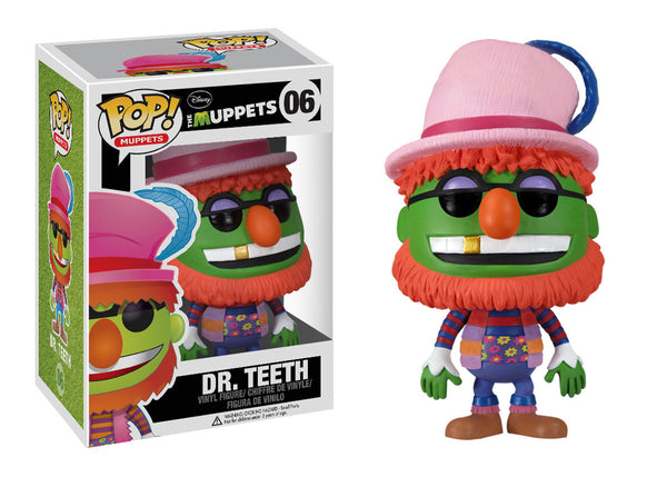 Pop! Muppets: Dr. Teeth