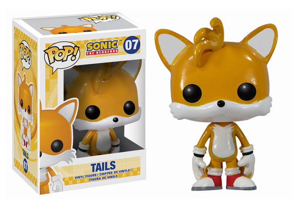 Pop! Sonic: Tails
