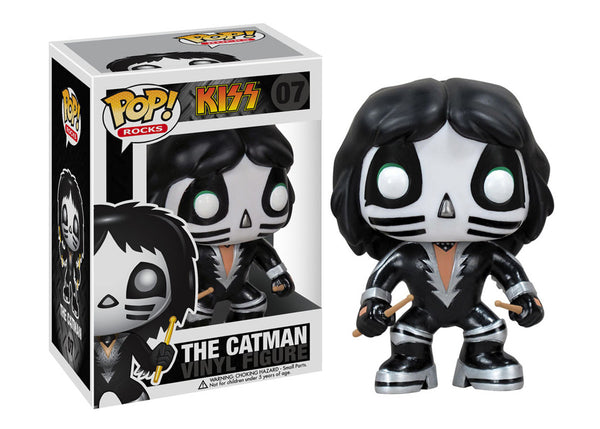"Pop! Rocks: KISS - ""The Catman"""
