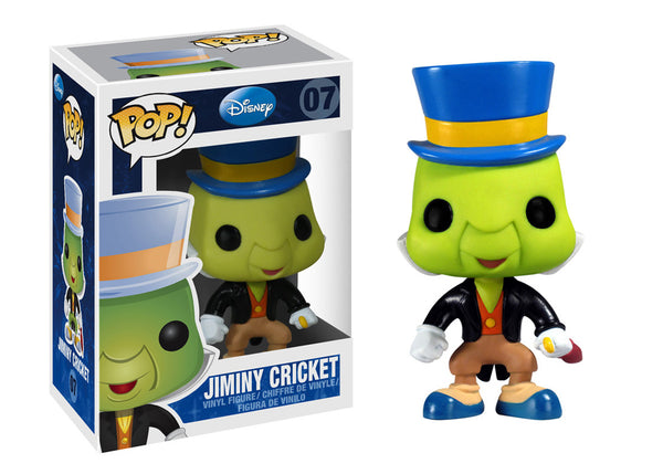 Pop! Disney Series 1: Jiminy Cricket