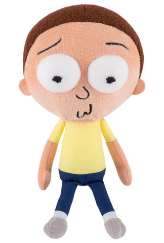 Galactic Plushies: Rick and Morty - Morty (small mouth)