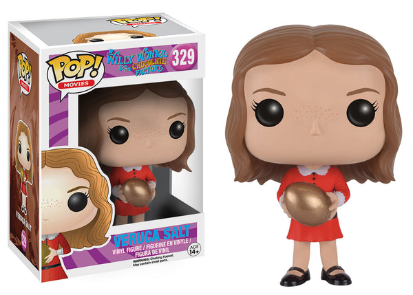 Pop! Movies: Willy Wonka - Veruca Salt