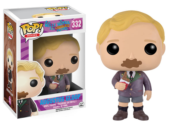 Pop! Movies: Willy Wonka - Augustus Gloop