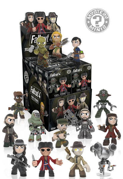 Mystery Minis Blind Box: Fallout 4