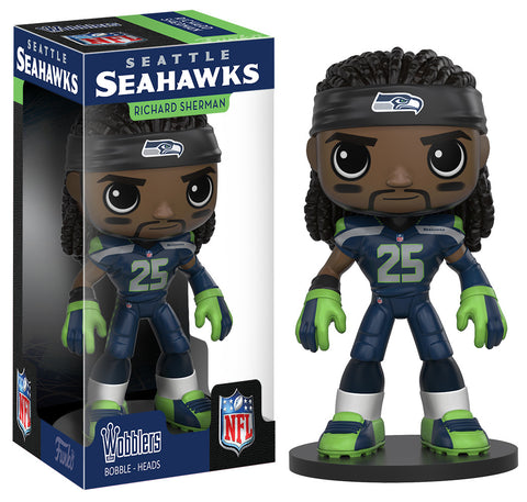 Wobblers: NFL - Richard Sherman