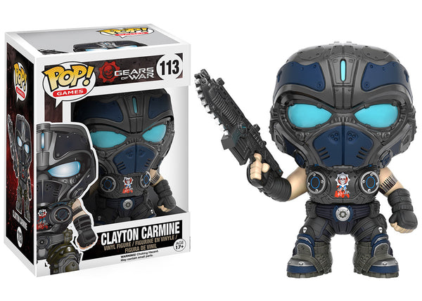 Pop! Games: Gears of War - Clayton Carmine