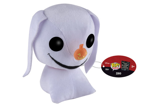 Pop! Plush: The Nightmare Before Christmas - Zero