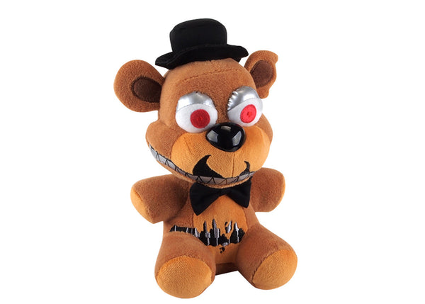 Five Nights at Freddy's: Plush - Nightmare Freddy 6""