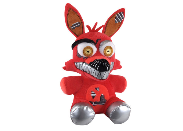 Five Nights at Freddy's: Plush - Nightmare Foxy 6""