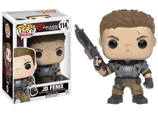 Pop! Games: Gears of War - JD Fenix