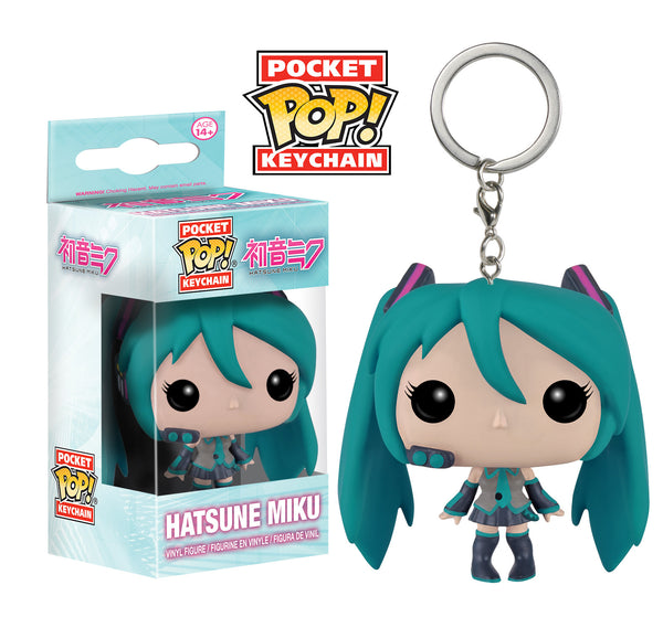 Pocket Pop! Keychain: Vocaloid - Hatsune Miku