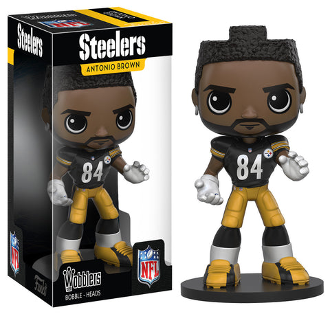 Wobblers: NFL - Antonio Brown