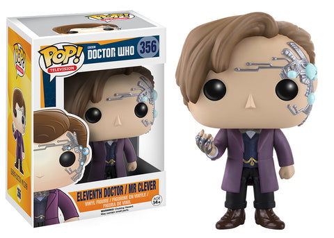Pop! TV: Doctor Who - 11th Doctor with Mr Clever