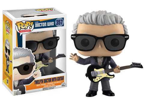 Pop! TV: Doctor Who - 12th Doctor with Guitar
