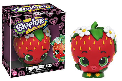 Vinyl Figure: Shopkins - Strawberry Kiss