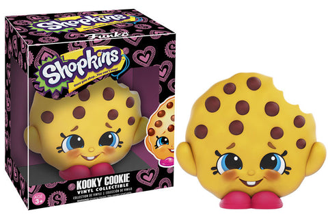 Vinyl Figure: Shopkins - Kooky Cookie