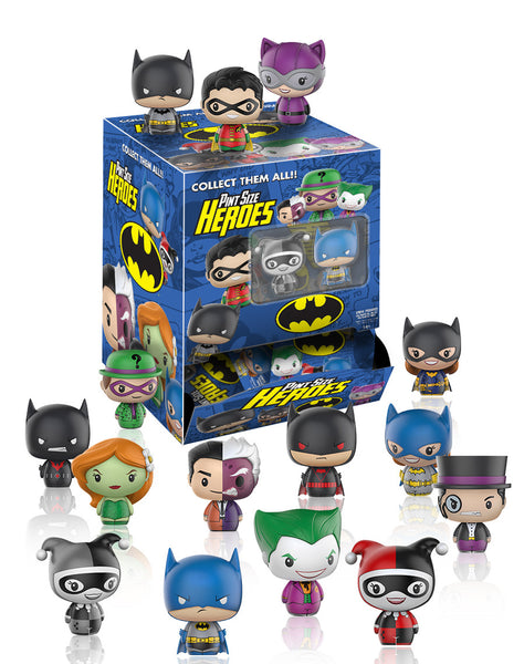 Pint Size Heroes: DC Blind Box