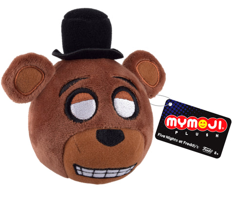 MyMoji Plush: Five Nights At Freddy's - Freddy