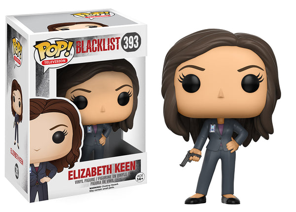 Pop! TV: Blacklist - Elizabeth Keen