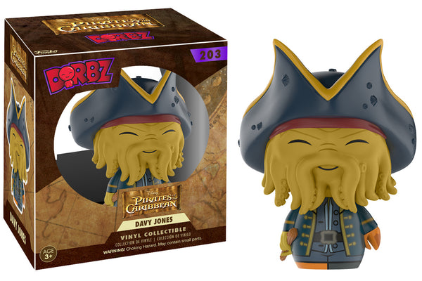 Dorbz: Pirates of the Caribbean - Davy Jones