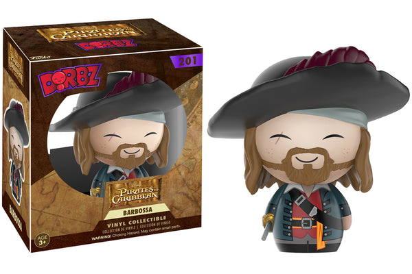 Dorbz: Pirates of the Caribbean - Barbossa