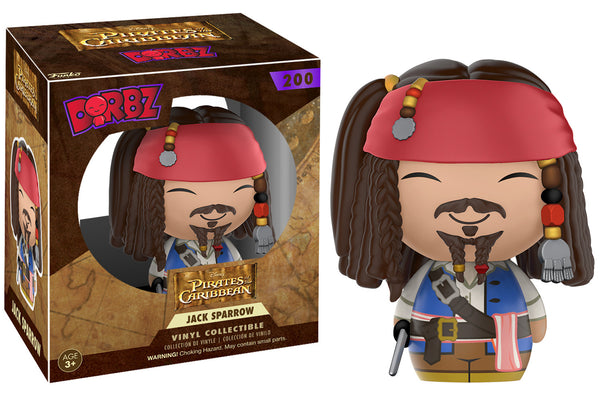 Dorbz: Pirates of the Caribbean - Jack Sparrow