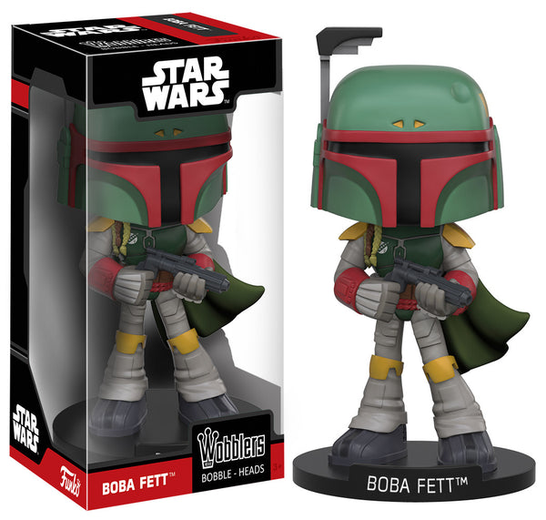 Wobblers: Star Wars - Boba Fett
