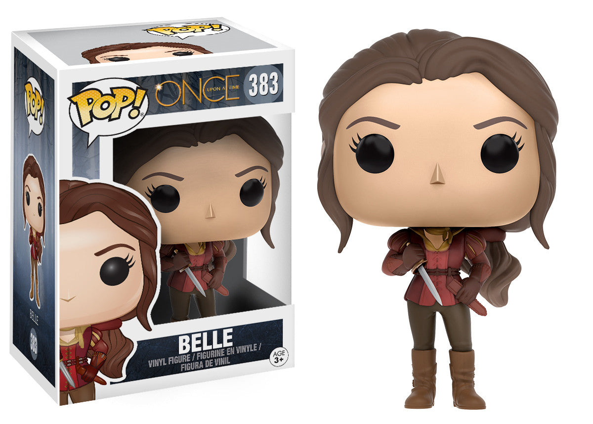 Funko Everyone Is A Fan Of Something Bott Pop Fallout Lone Wanderer Male Tv Once Upon Time Belle