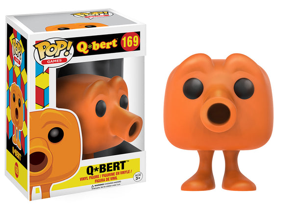 Pop! Games: Q*bert - Q*bert