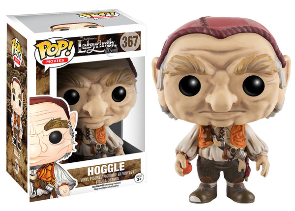 Pop! Movies: Labyrinth - Hoggle