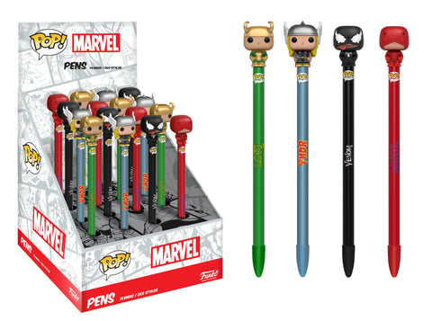 Pop! Marvel: Pen Topper - Marvel Series 2